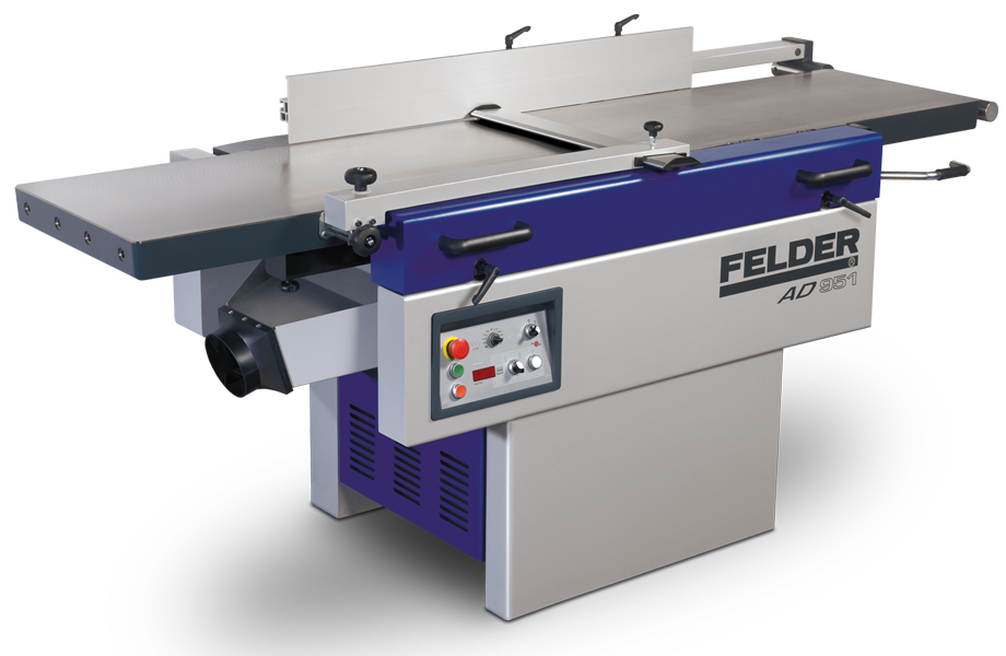 FELDER woodworking machines Panel Saws Spindle Moulders Planers ...