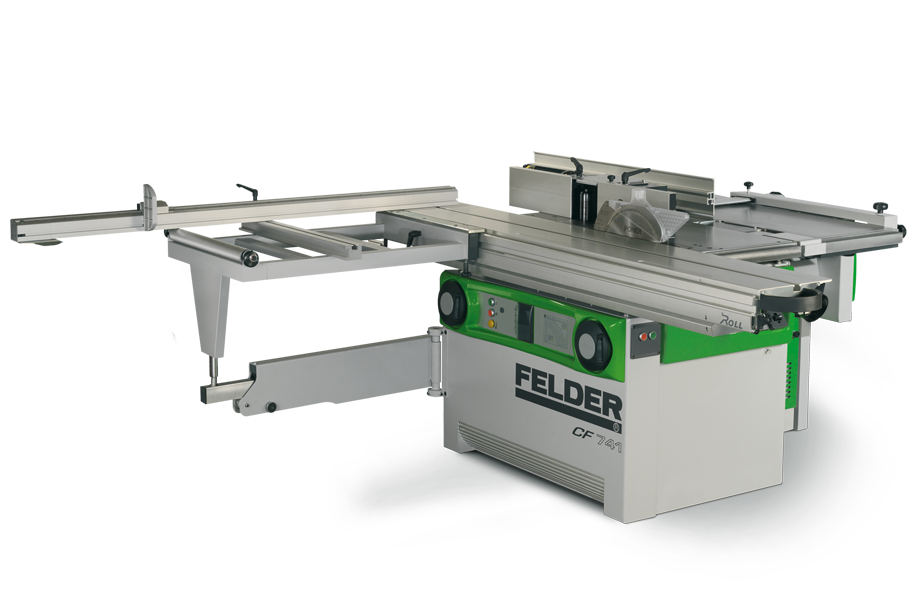 FELDER woodworking machines Format Sliding Table Saws Shapers Jointer ...